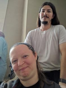 Selfie in DC
